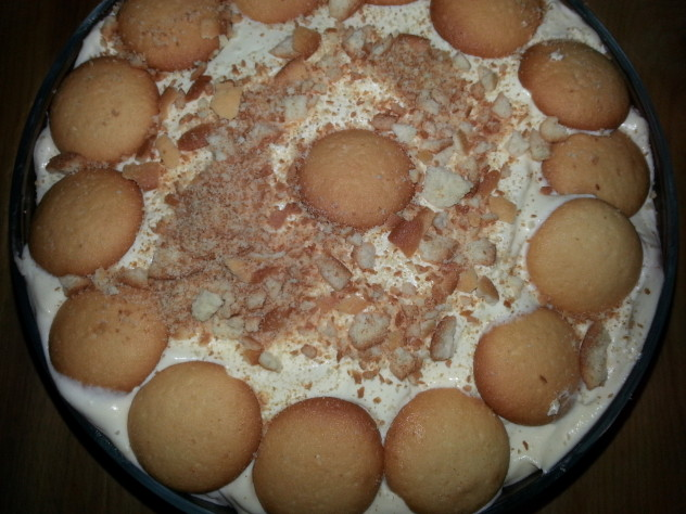 Easy Southern Style Banana Pudding