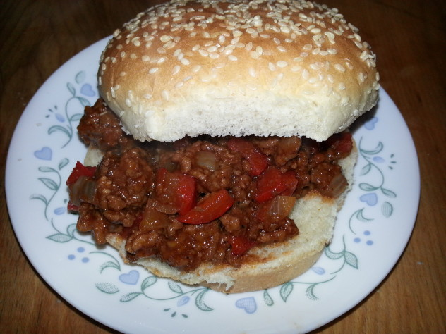 sloppy joes made from scratch