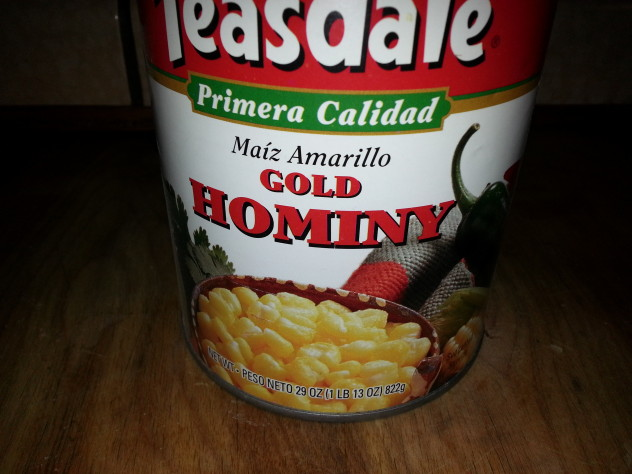 a can of hominy