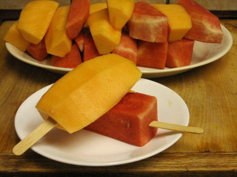 Fruit Pops, Melon-sicles