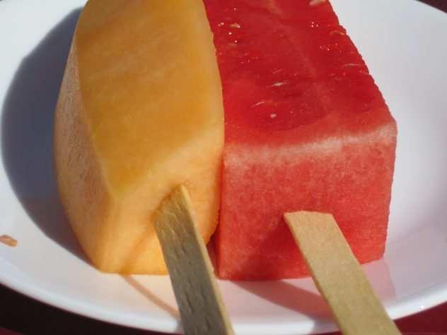 Melon on a Stick