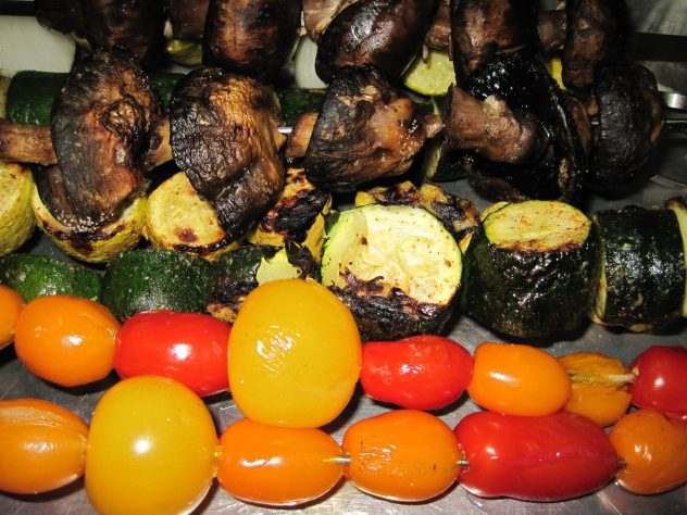 Grilled Veggies 1.1