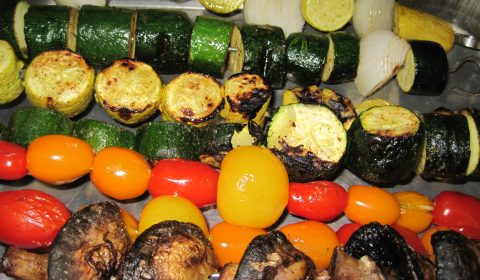 Grilled Veggies 1.0