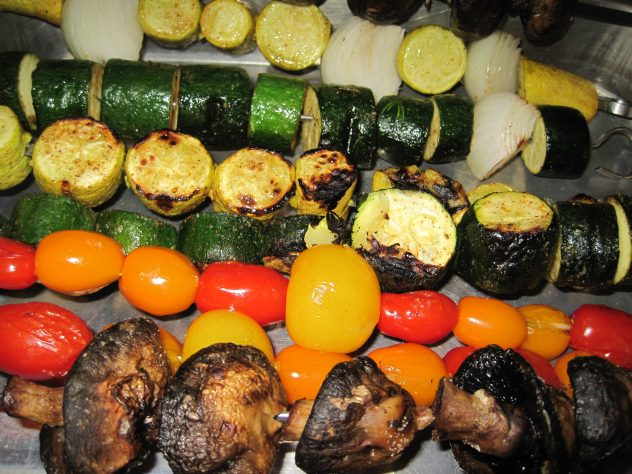 Perfect Grilled Veggetables 1.0