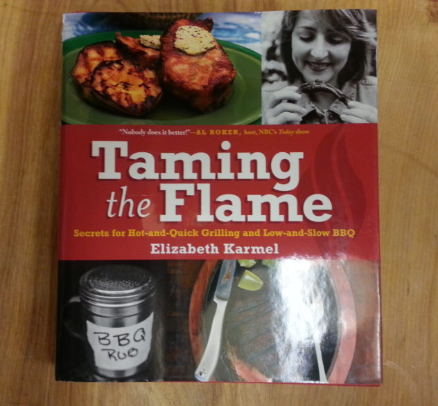 Taming the flame--giveaway