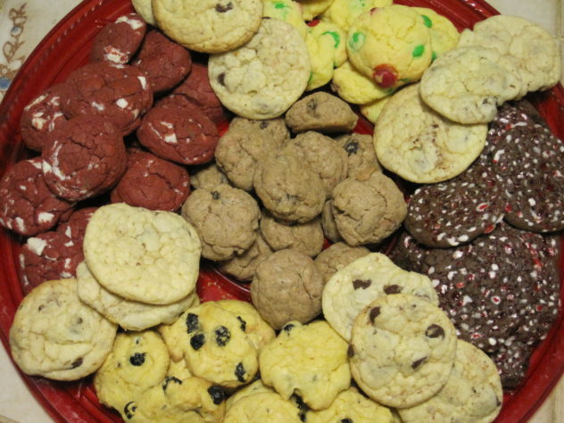Cake Mix Cookies allow you to make more cookies in less time