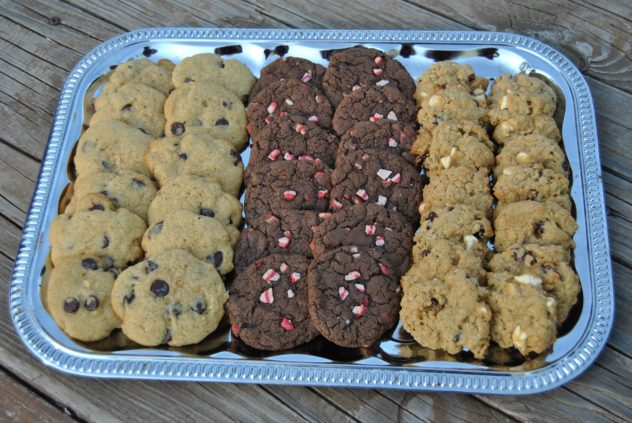 The Best Cookie hack--15 dozen cookies in 2 hours