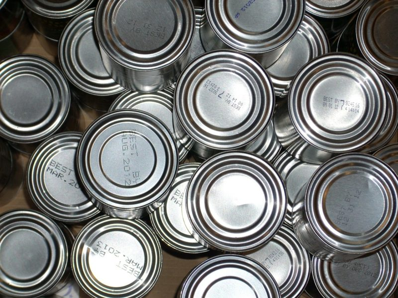 Patty Cake's Pantry begins 30 days of canned food challenge