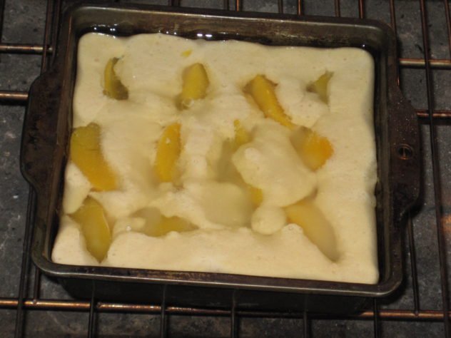Canned Fruit Cobbler
