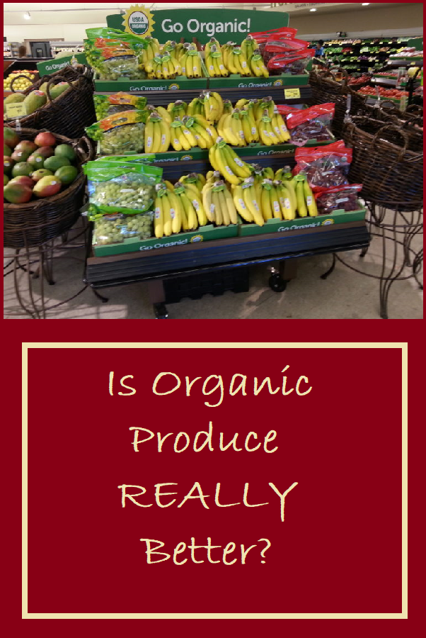 Is organic produce really better? Our research may surprise you.