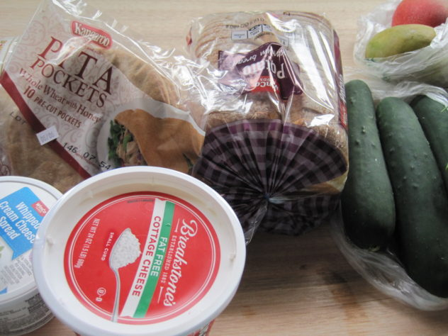 Our Second $25 Grocery Haul and Menu Plan