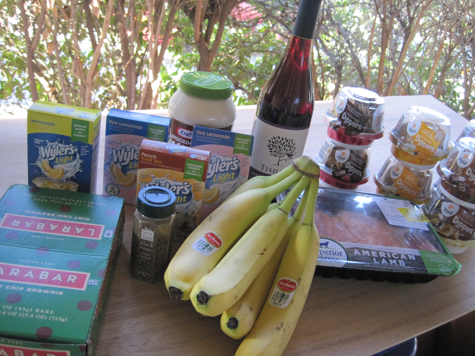 The Third $25 Grocery Haul and Menu Plan–Seriously Over