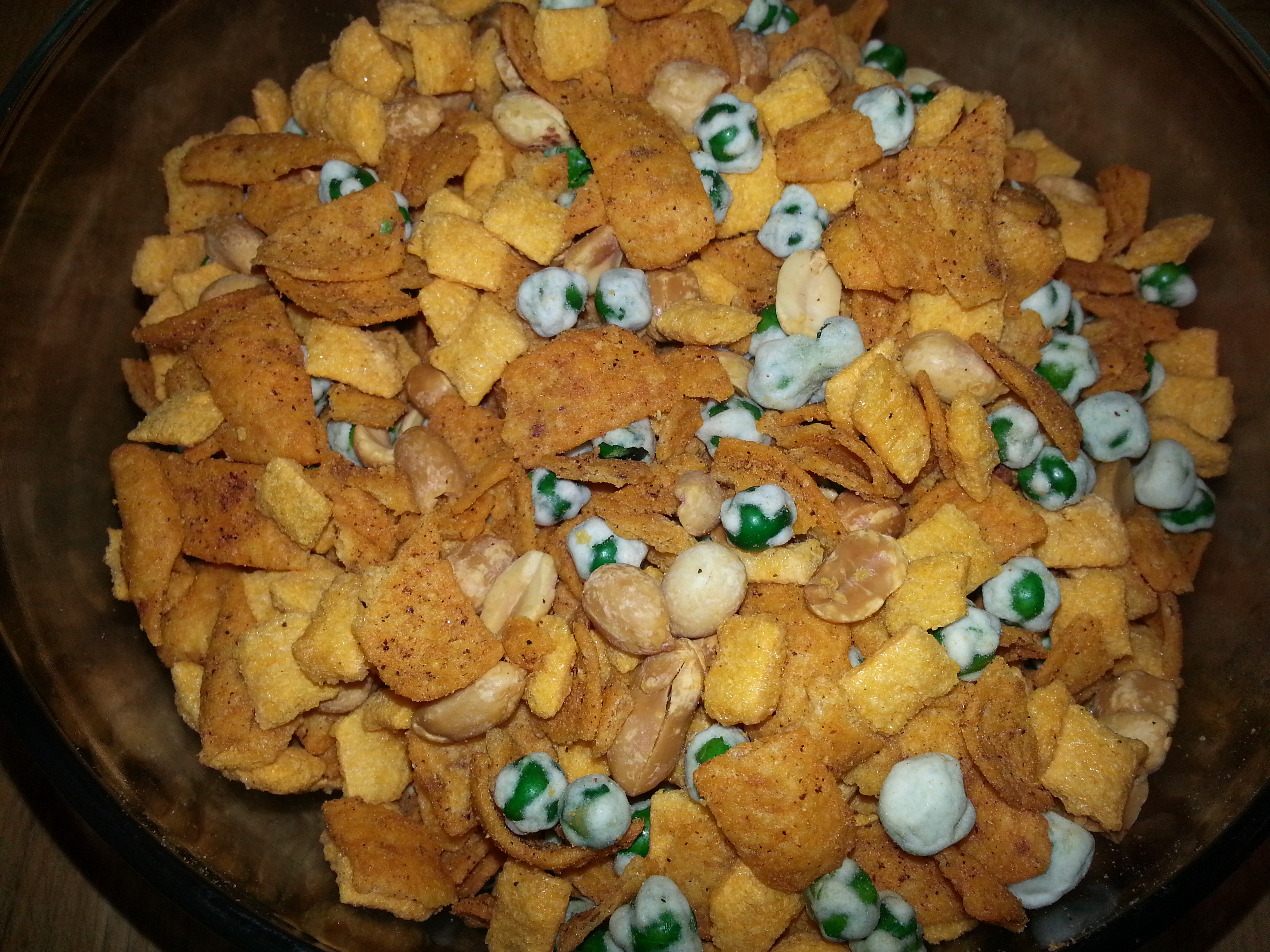 Sweet And Spicy Snack Mix Patty Cake S Pantry