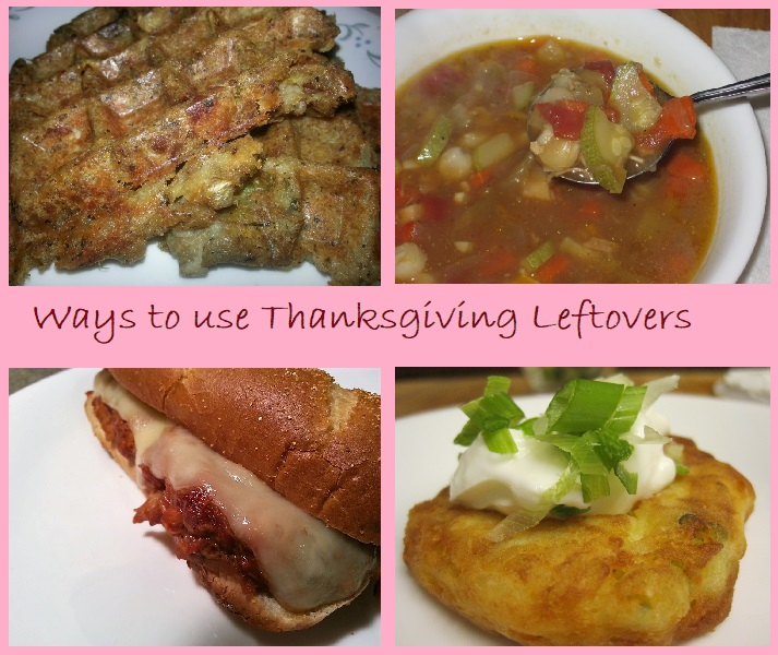 Our Favorite Ways to Use Thanksgiving Leftovers