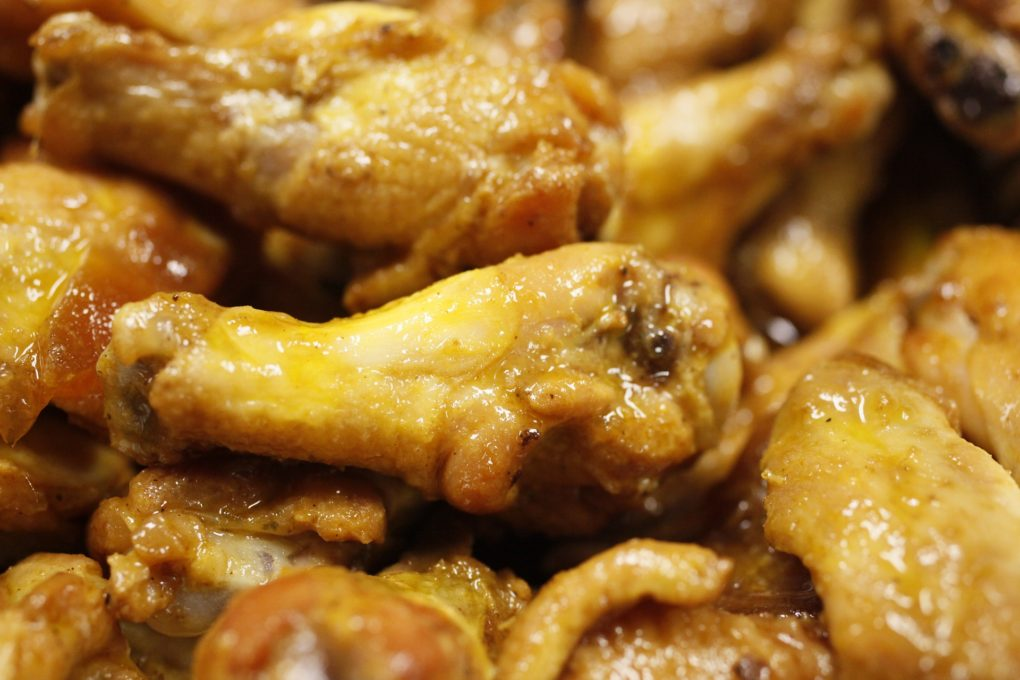 Hot Wings from the Pressure Cooker