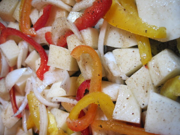 Fajita Potatoes