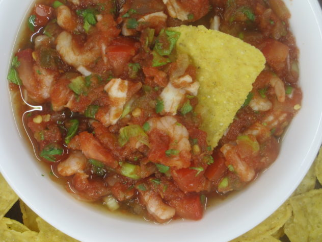 Faux Mixed Ceviche