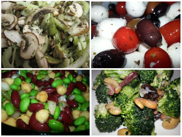 Ten Uniqu Salads for your Holiday Table
