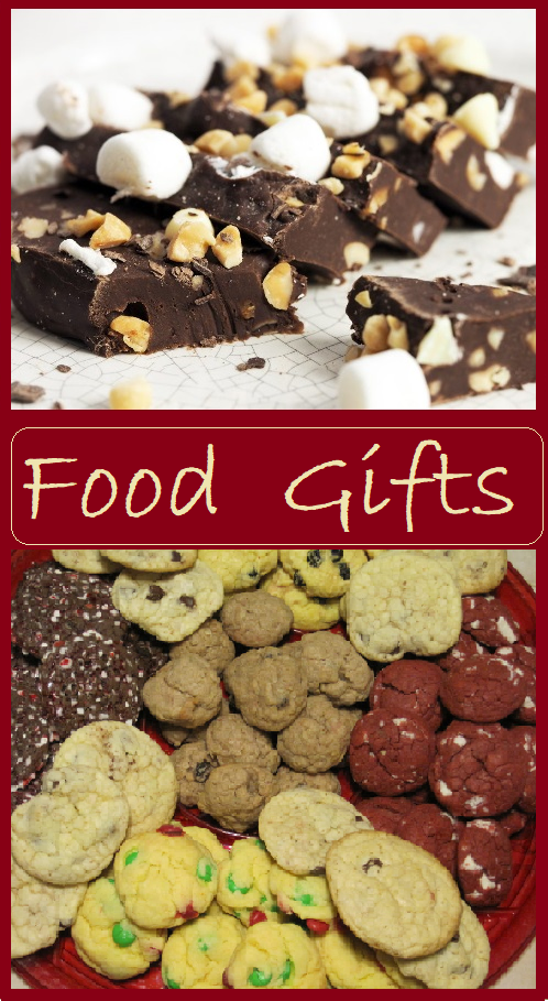Food Gifts can be a great Christmas gift that can help keep to your holiday budget