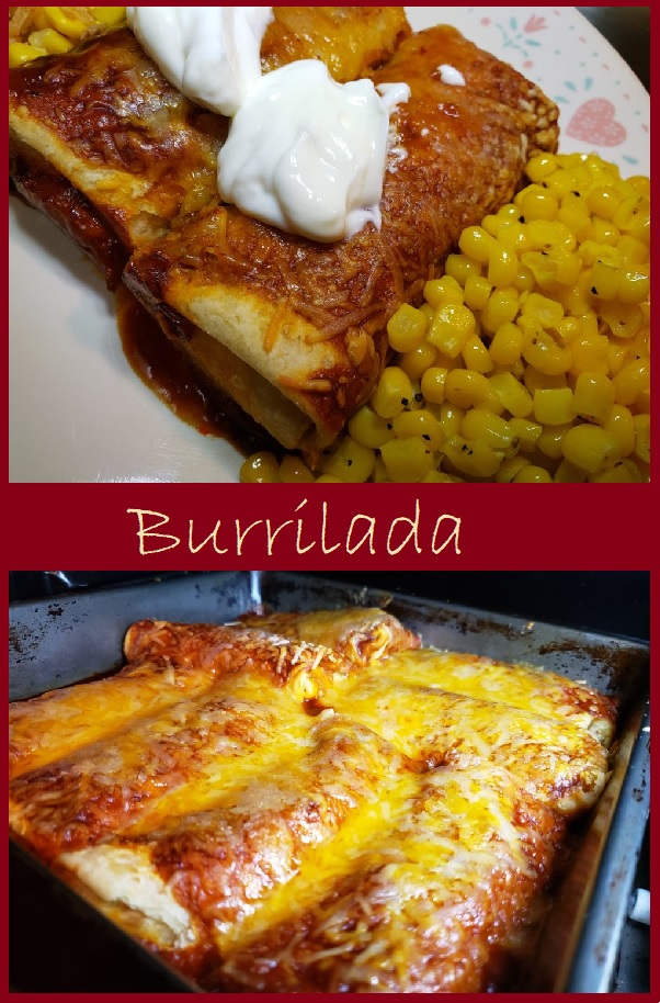 "Burrilada--an easy ""Enchirito"""