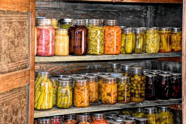 Patty Cake's Pantry is all about having a well stocked pantry.