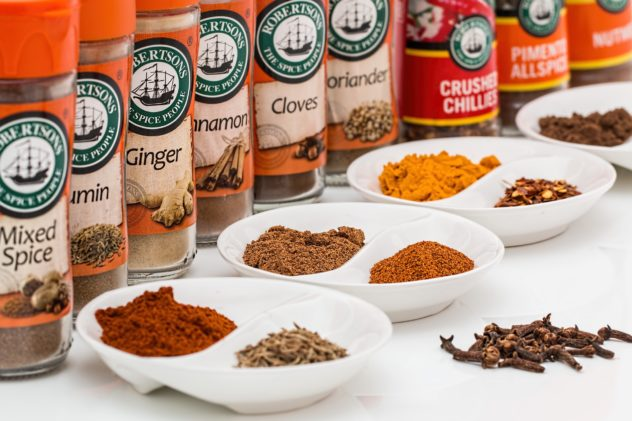 25 Must have spices for your pantry