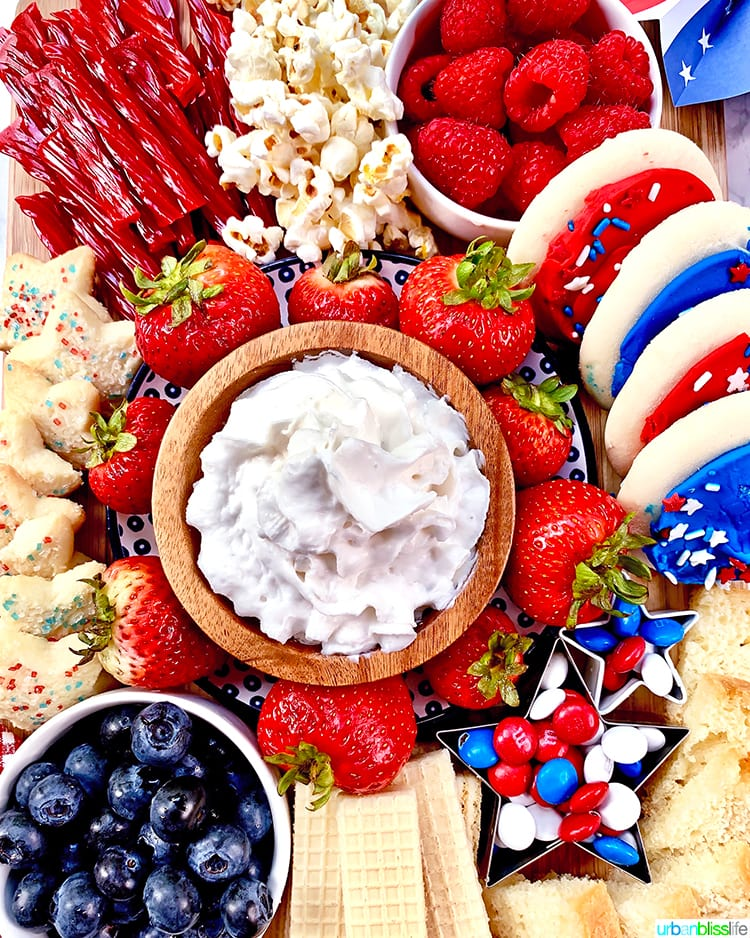 A Fun and Patriotic Menu for the 4th of July