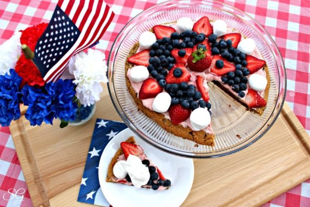 Patriotic Desserts for Fourth of July