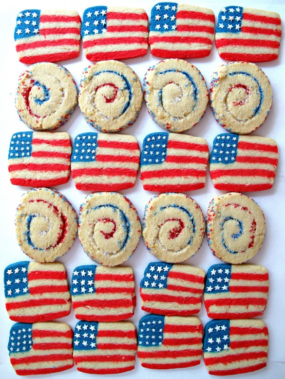 Sweet Treats for Fourth of July