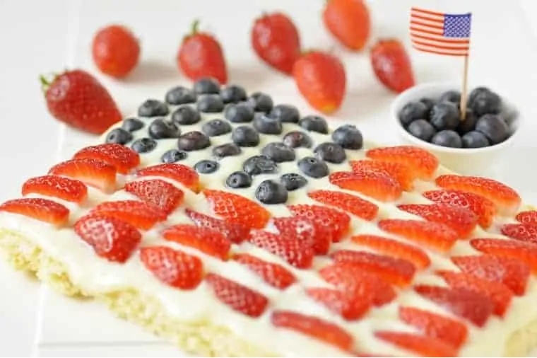 Fourth of July Treats for Special Diets