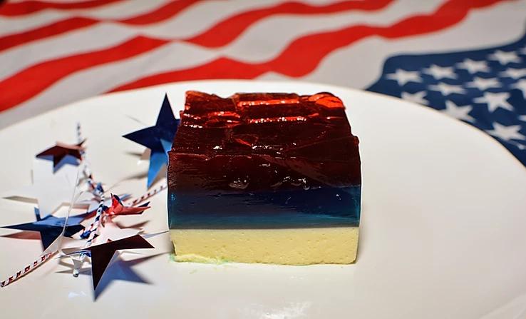 No Bake Desserts for Fourth of July