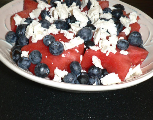 Salads for Fourth of July