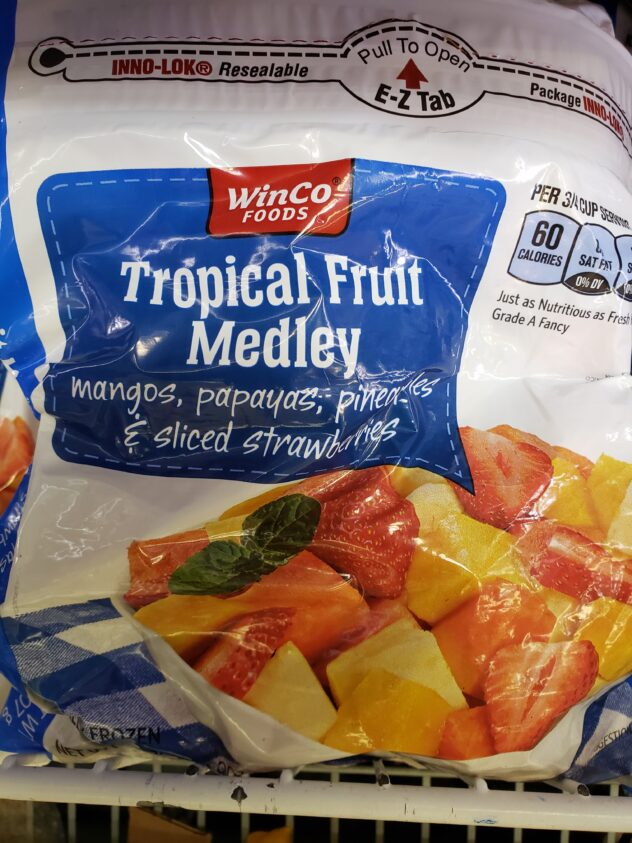 Facts about Frozen Fruits and Vegetables