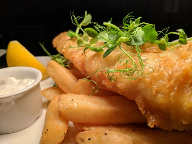 Does Vegan Fish and Chips Taste Good?