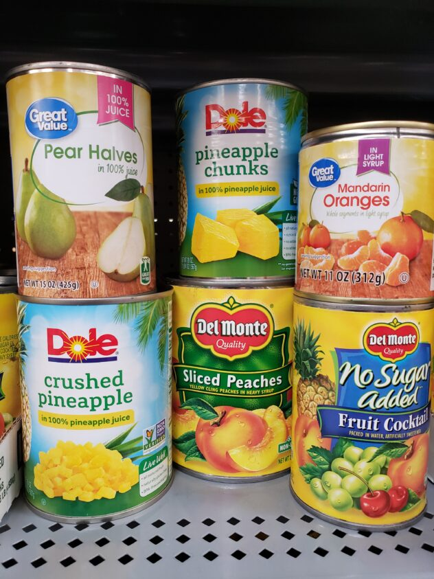 Our seven favorite canned fruits